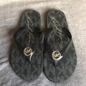 Michael Kors Flip flops.